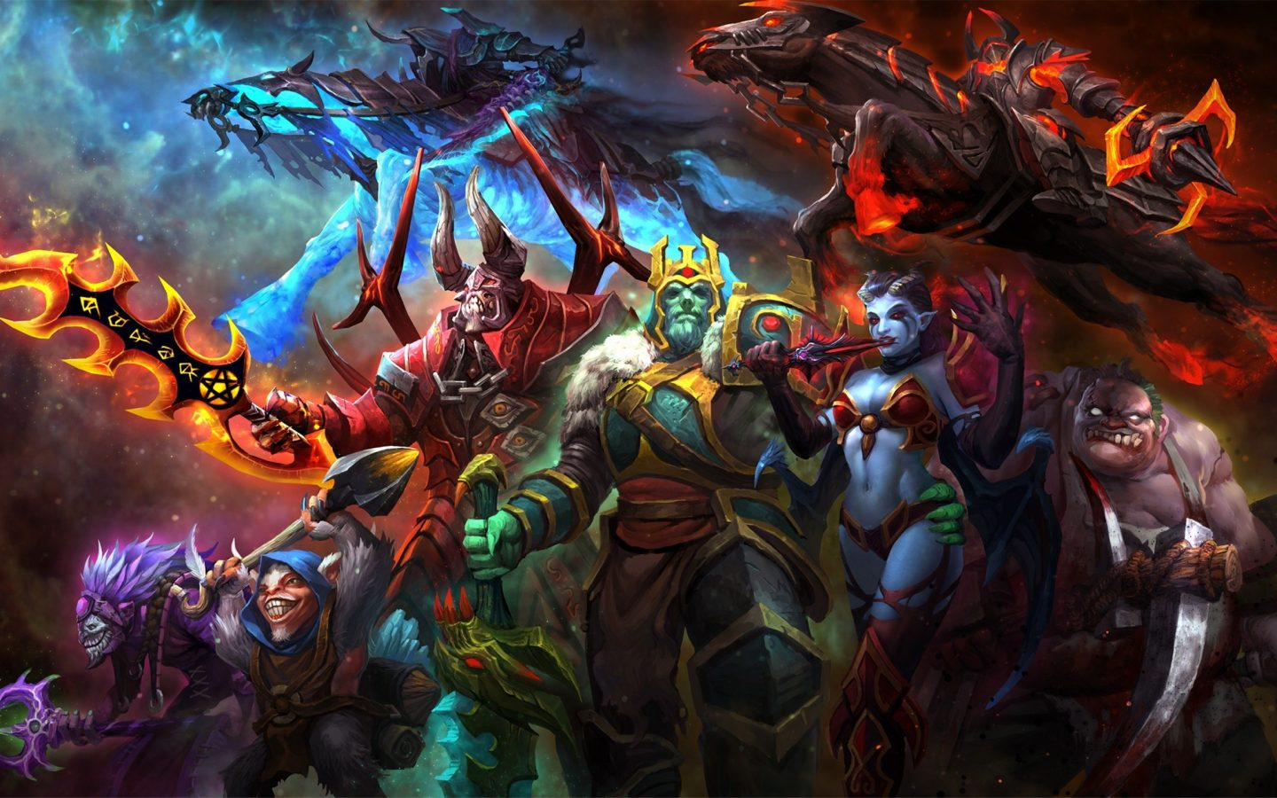 INCREASING YOUR DOTA 2 MMR: A QUICK GUIDE