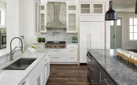 Easy Profiling of Countertops