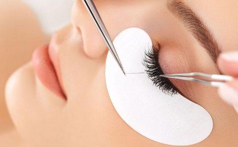 Types of eyelashes provided by lashify