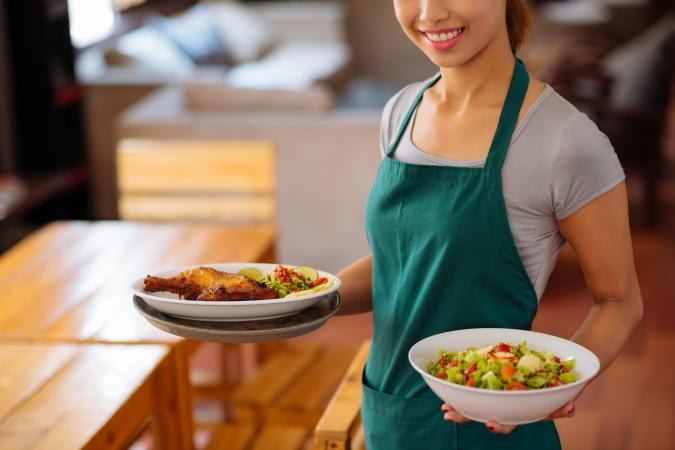 hire topless waitresses in Melbourne