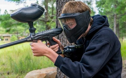 5 Tactics for A Paintball Beginner