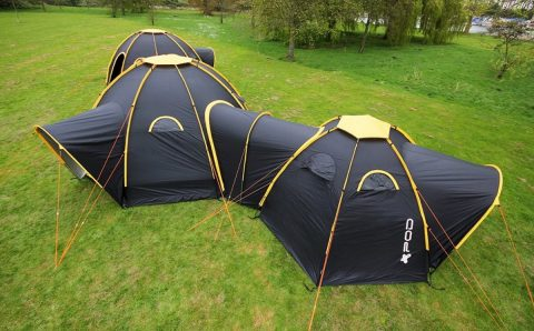 How you can take proper care of your tent!