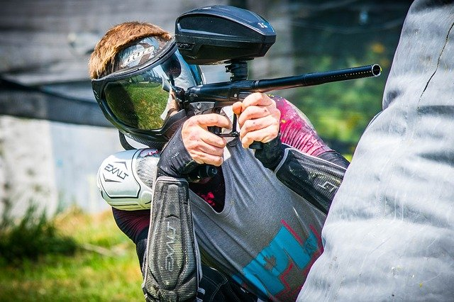 paintball in Melbourne