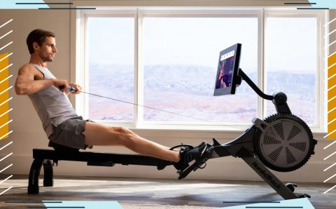 5 Benefits of a Rowing Machine