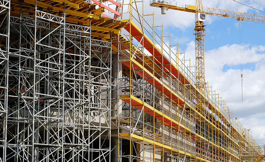 Different Types of Scaffolding Systems