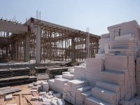 How are you able to buy building materials and save more money?