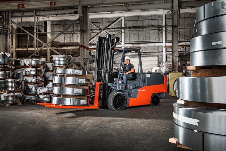 These are the top 5 commonly used forklifts